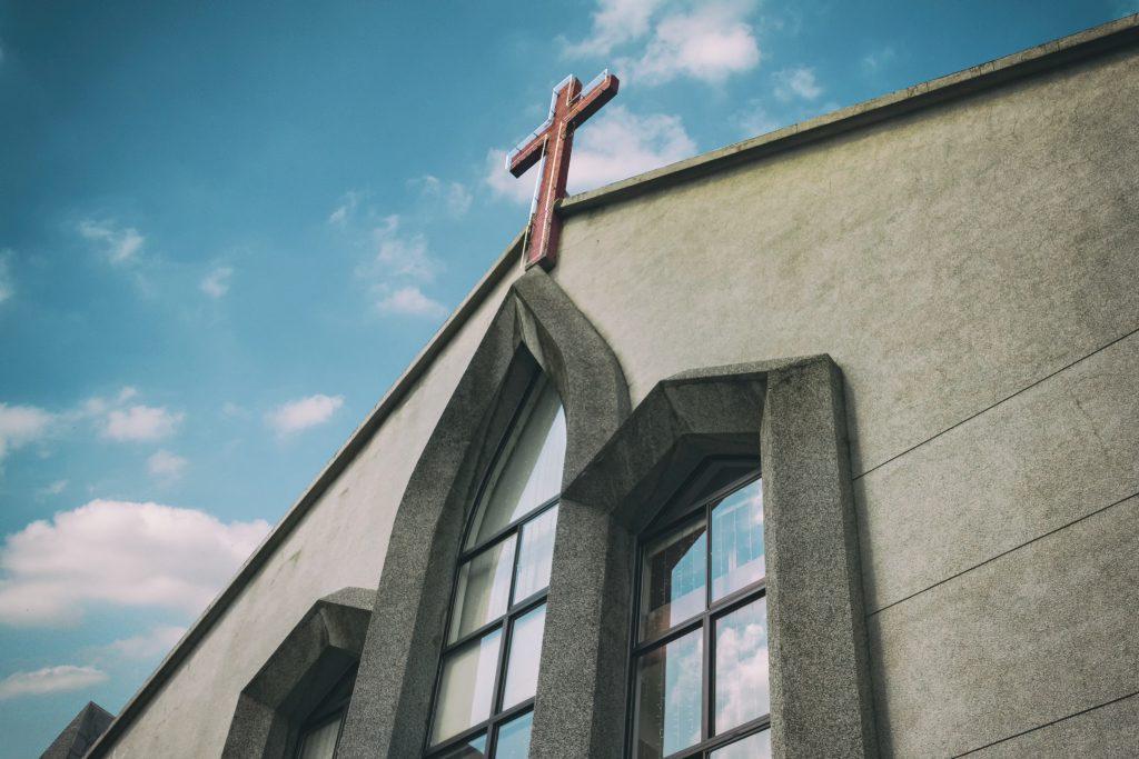 church asbestos assessment